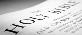 Why the Bible Is Omitted